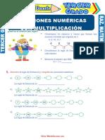 Sucesiones-Numéricas-con-Multiplicación-para-Tercer-Grado-de-Primaria