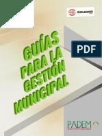 Guía Gestión Municipal
