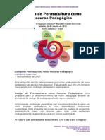 Permacultura Como Recurso Pedagc3b3gico 2018 Juriciardi e Maiacaia