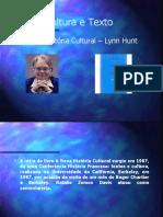 História, Cultura e Texto - Lynn Hunt