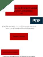 Mensagem do Comitê Central à Liga dos Comunistas