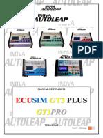 Manual de Pinagens - ECUSIM GT-3 Plus - v6.2