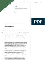 TICs - Concepto, ventajas, desventajas y ejemplos