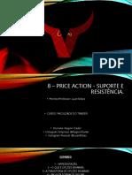 CURSO 8 - PRICE ACTION - SUPORTE E RESISTENCIA