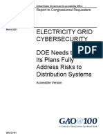 GAO Power Grid Report March 2021