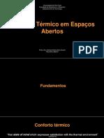 AUT0225 aula 6b Conforto Térmico 2018