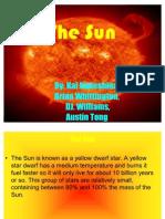 The Sun Keynote
