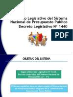 D.L. 1440 (1)