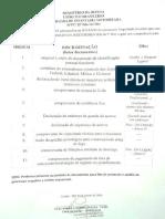 CHECK LIST - CONCESSÃO DE CR