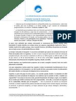 CNJyP. Acerca de La Importancia de Los Biocombustibles. 010621