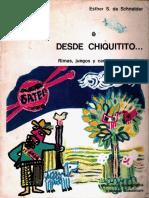 Desde Chiquitito Schneider