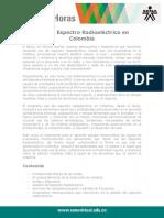 Uso Espectro Radioelectrico Colombia