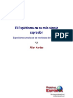 Kardec Allan - Espiritismo Simple