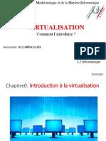 Cours S0 Virtualisation L3 informatique
