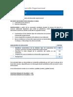 Semana 8_ TareaDiagnóstico y Desarrollo Organizacional