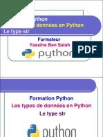 10- Le type str en Python - Yassine Ben Salah