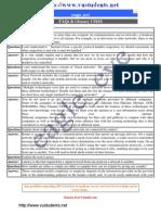 FAQsGlossaryCS610eagle_eye_www.vustudents.net[1]