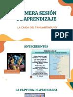 1era - La Caida Del Tahuantinsuyo
