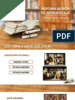 7ma - Cultura y Arte Colonial