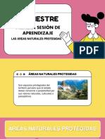 1era - Las áreas naturales protegidas