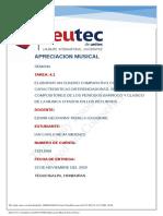 Apreciacion Musical Tarea 4.1.Docx
