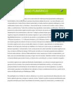 ÁCIDO FUMÁRIC1