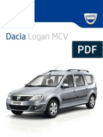 Dacia Logan MCV katalog