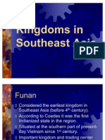 Kingdoms in Southeast Asia