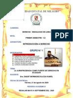 TAREA_GRUPAL_JURISPRUDENCIA_EN_ECUADOR_GRUPO_NO_1