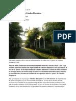 18-03-11 Termina la 'pausa' en Estudios Hispánicos