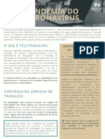 CORONAVÍRUS - INFORMATIVO LEGAL
