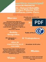 Club municipal analisis