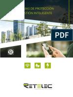 202106 Retelec Catálogo Gestión Inteligente