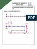 TD Programmation Fraisage Corrigé