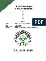 filsafat pendidikan bahasa indonesia
