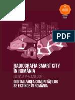 VEGACOMP - Raport Radiografie Smart City Romania 2021