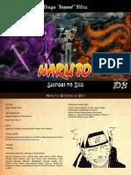 Naruto ''Shinobi no Sho'' - Livro Básico - 4.0