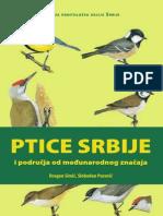Ptice i IBA podrucja Srbije (LOA)