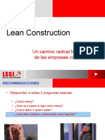 Lean Six Sigma en Construccion