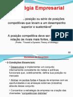 Estrategia - Gestão empresarial