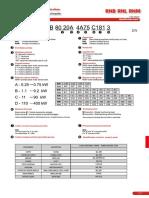 Catalogo Tecnico RN-RNM