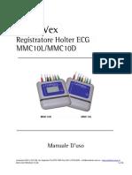 Manuale Utente CardioVex Holter - Italiano