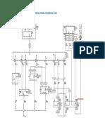 S10 2018 - Sensor posição do pedal de freio - Diagrama elétrico