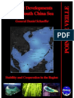 South China Sea - General D. Schaeffer