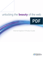 Internet Explorer Product Guide