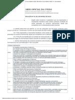 Incoterms 2020 - RESOLUÇÃO Nº 16, DE 2 DE MARÇO DE 2020