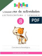 LE0008 Conciencia Fonologica Edufichas