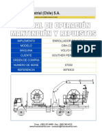 Manual - Enrollador de cable sobre camión - OT 7550 (6)