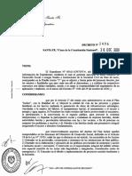 Decreto subsidio - 30 de diciembre 2020