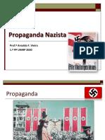 03 - Teoria Hipodérmica - A Propaganda Nazista